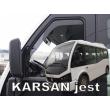 KARSAN JEST  2013- Bal oldali 2db-os HEKO /Légterelő/