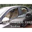 ALFA ROMEO 159  2003-2011 4 ajtós SEDAN 4db-os HEKO /légterelő/ #