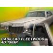 CADILLAC FLEETWOOD 75 1966-1970 4 ajtós 2db-os HEKO /légterelő/ *
