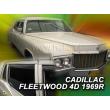 CADILLAC FLEETWOOD 75 1966-1970 4 ajtós 4db-os HEKO /légterelő/ #