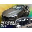 BMW 2 ACTIVE TOURER F45 2015- 5 ajtós 2db-os HEKO /légterelő/ *