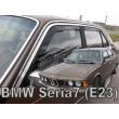 BMW 7 E23 1976-1986 4 ajtós 4db-os HEKO /légterelő/ #