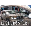 DACIA DUSTER II 2018- 2db-os HEKO /légterelő/ *