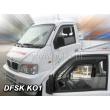 DFSK K01 MINI TRUCK  2011- 2db-os HEKO /légterelő/ *