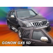 GONOW GX6  2016- 5 ajtós 4db-os  HEKO /Légterelő/