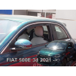 FIAT 500E 2021- 3 ajtós 2db-os HEKO /légterelő/