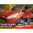 FORD B-MAX  2012-2017 5 ajtós 2db-os HEKO /légterelő/ *