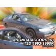 HONDA ACCORD  1993-1998 3 ajtós  USA változat  2db-os HEKO /légterelő/ *  Ingyen szál...