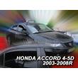 HONDA ACCORD  2003-2008 5 ajtós SEDAN 4db-os HEKO /légterelő/ # Ingyen szállítás 05....