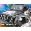 IVECO MASSIF  2007-2011 2 ajtós 2db-os HEKO /légterelő/ *  Ingyen szállítás 05.03-09...