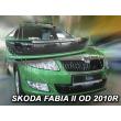 SKODA FABIA 5J 2010- 2015 (Facelift Után) (Alsó) HEKO Téli Hűtőrácstakaró