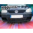 VW GOLF V 2003- 2009  (Alsó) HEKO Téli Hűtőrácstakaró
