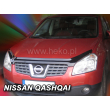 NISSAN QASHQAI  2007- 2010 (Facelift Előtt)   HEKO Motorháztetővédő