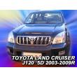 TOYOTA LAND CRUISER J120 2002- 2009    HEKO Motorháztetővédő