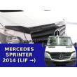 MERCEDES SPRINTER W906 2013- 2018 (Facelift Után) HEKO Motorháztetővédő Ingyen száll...