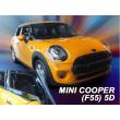 MINI COOPER /ONE F55 2013- 5 ajtós 2db-os HEKO /légterelő/ *