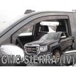 GMC SIERRA  2013- 4 ajtós 2db-os HEKO /légterelő/ *