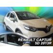 RENAULT CAPTUR  2013- 5 ajtós 2db-os HEKO /légterelő/ *