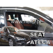 SEAT ATECA  2016- 5 ajtós 2db-os HEKO /légterelő/ *