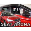 SEAT ARONA  2017- 5 ajtós 4db-os HEKO /légterelő/ # Ingyen szállítás 05.03-09 közö...