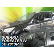 SUBARU FORESTER SJ 2013-2018 5 ajtós 2db-os HEKO /légterelő/ *