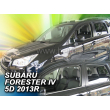 SUBARU FORESTER SJ 2013-2018 5 ajtós 4db-os HEKO /légterelő/ #