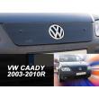 VW CADDY 2K 2003- 2010 (Lökhárítóba épített rácshoz)  HEKO Téli Hűtőrácstakaró
