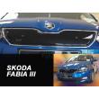 SKODA FABIA NJ 2015- 2018 (Facelift Előtt) (Felső) HEKO Téli Hűtőrácstakaró