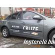 CHEVROLET CRUZE (98/66cm*4,5cm oldalvédő díszcsík) Ingyen szállítás 05.03-09 közö...