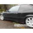 BMW E36 COUPE 1991-1998 3 ajtós (oldalvédő díszcsík) Ingyen szállítás 05.03-09 kö...