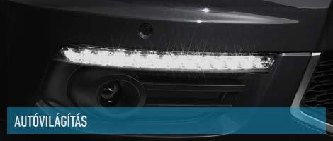 Autóvilágítás - információk