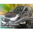 DACIA DOKKER 2012- 2db-os HEKO /légterelő/ *