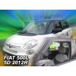 FIAT 500L 2012- 2db-os HEKO /légterelő/ *