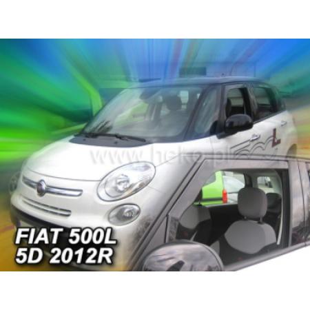 FIAT 500L 2012- 2db-os HEKO légterelő