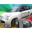 FIAT 500L 2012- 4db-os HEKO /légterelő/ #